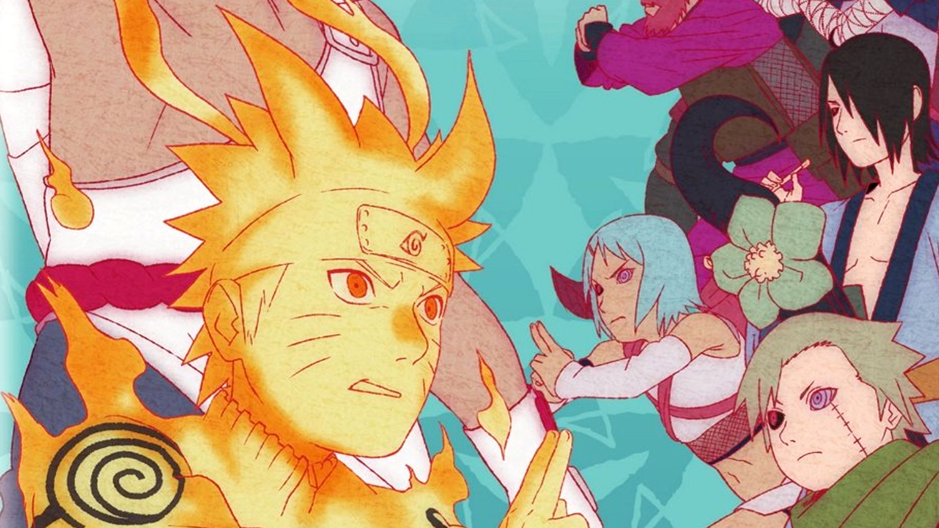 Naruto Shippuden Uncut Set 26 DVD Cover Artwork. ©Rumiko Takahashi / Shogakukan