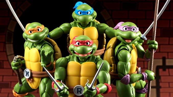 Bandai Tamashii Nations S.H. Figuarts Teenage Mutant Ninja Turtles Figures