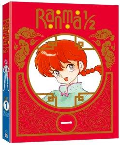 Ranma 1/2 Set 1 Limited Edition Box Set
