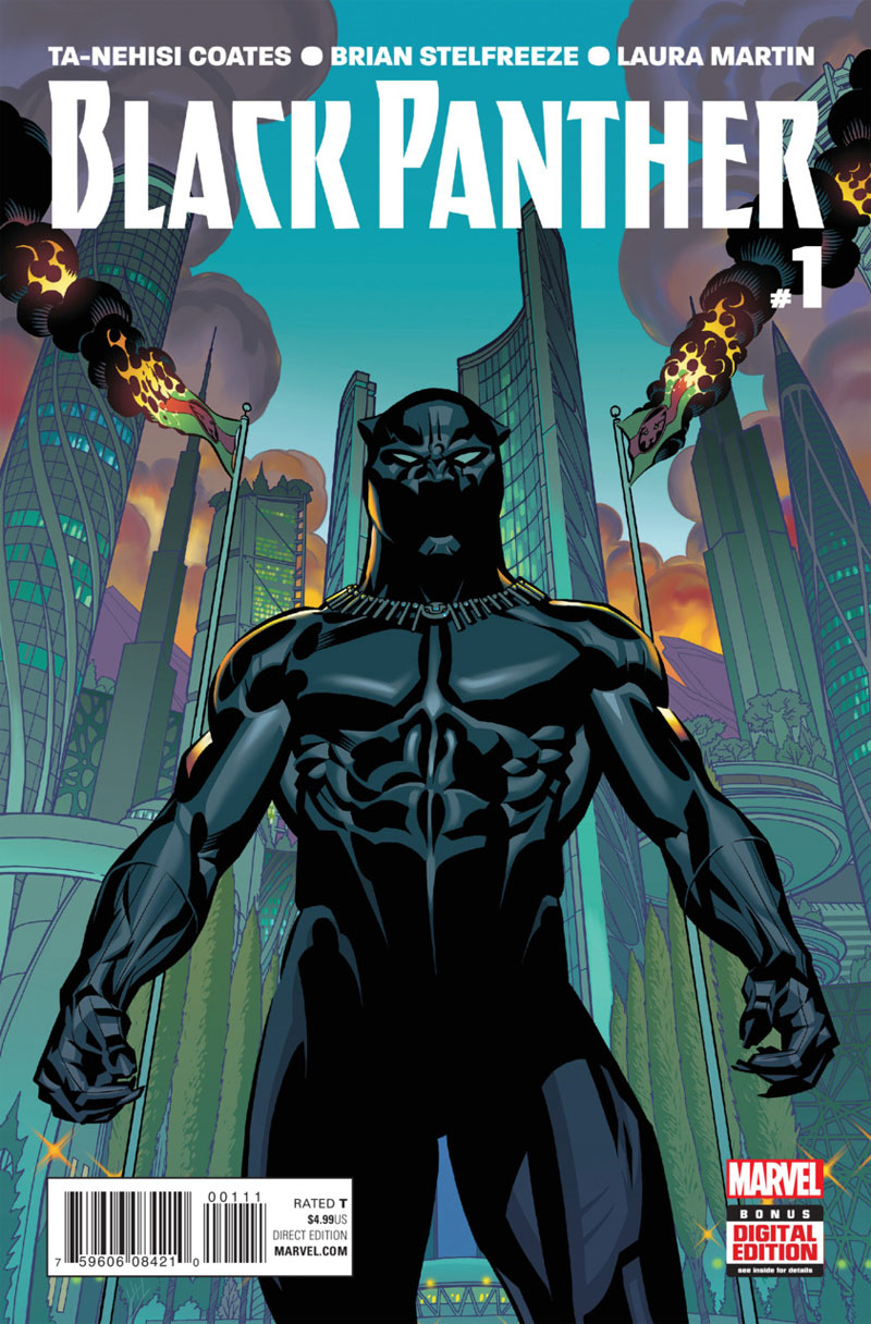 Black Panther: A Nation Under Our Feet Book 1 Comic Book Trade Paperback