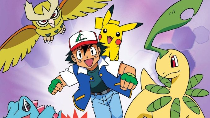Pokemon Johto League Champions The Complete Collection DVD Review