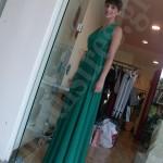 φορεμα μακρυ
