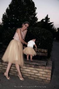 μανα και μωρό ίδιο ρούχο