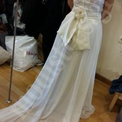 Ουρά για νυφικό φόρεμα