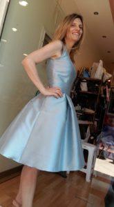 f173c6eac6f5 Ραφή φορέματος για κουμπάρα 04 Ραφή φορέματος για κουμπάρα 03 ...
