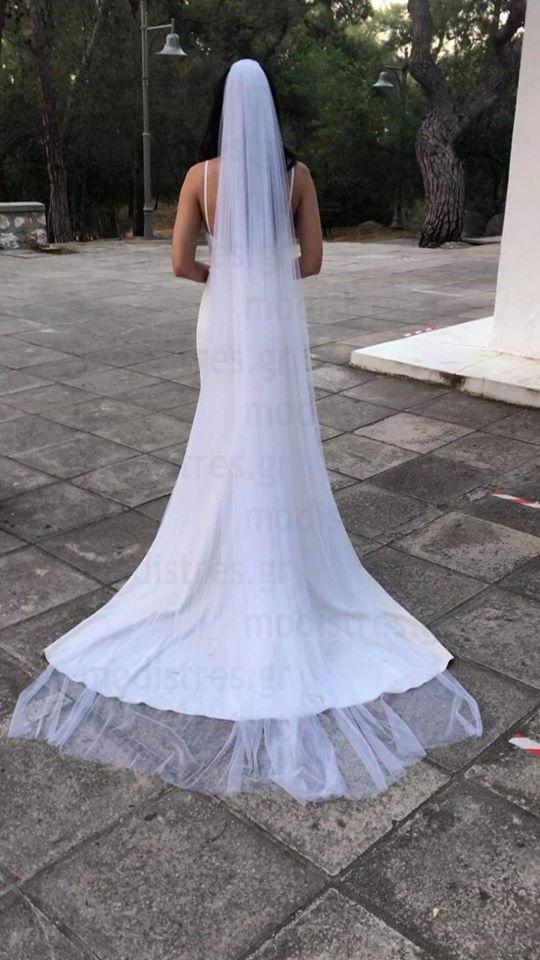 Νυφικά φορέματα απλά οικονομικά _03