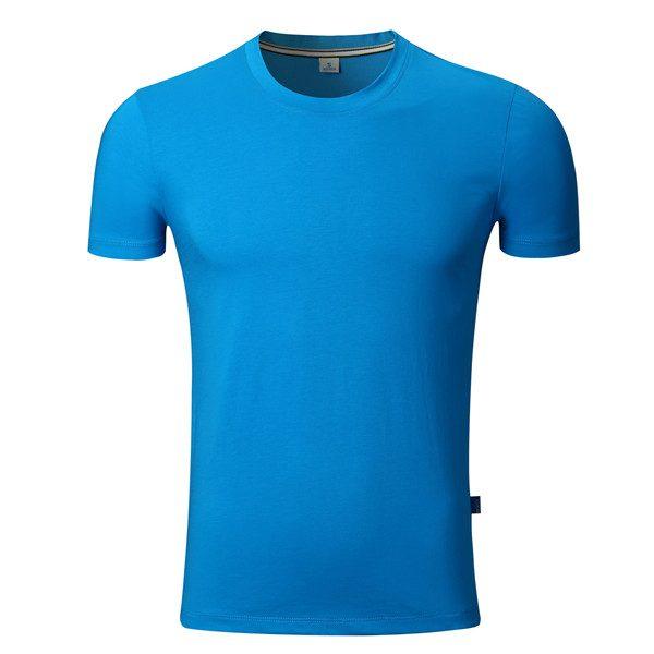 mercerized cottom t Shirt for men/women/children comfortable fabric