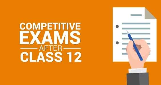Competitive Exams After 12th Class