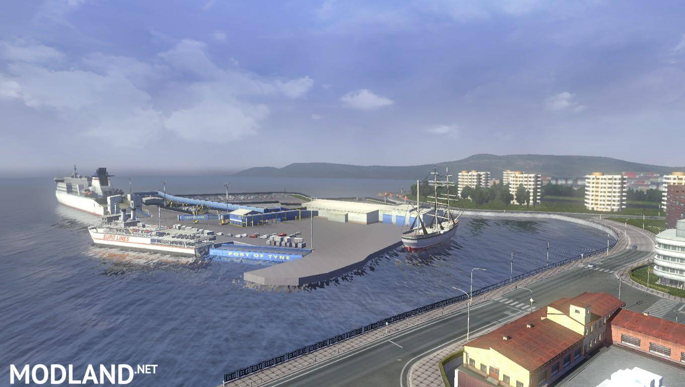 Europe   Africa Mario Map v 10 2 1 16 x mod for ETS 2 Europe   Africa Mario Map v 10 2 1 16 x  1 photo
