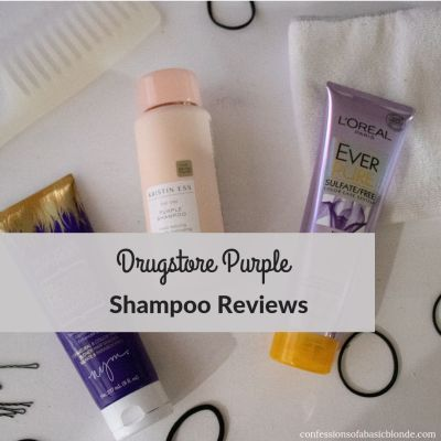 Drugstore Purple Shampoo Reviews