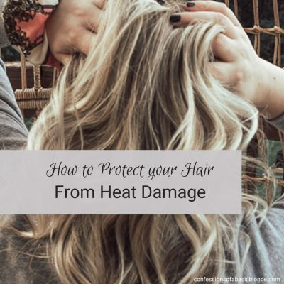 Everything You Need to Protect Your Hair from Heat Damage