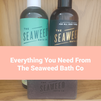 Everything You Need to Buy from The Seaweed Bath Co