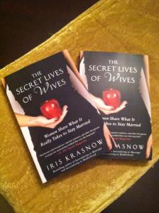 Win a paperback copy of The Secret Lives of Wives book by Iris Krasnow.
