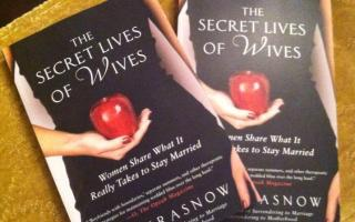 The Secret Lives of Wives Book Review and Giveaway