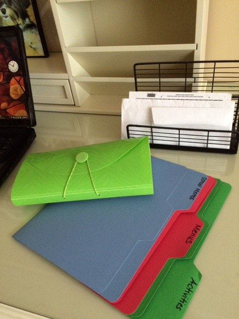 desk top folders coupons