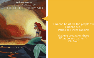 {Giveaway} Make collection complete with new 'Little Mermaid' CD