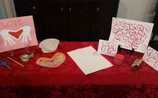 3 Valentine's Day craft ideas for preschoolers