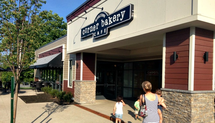 Corner Bakery Cafe Great for Family-Friendly, Casual Dining + Giveaway!