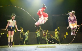A Night of Wonder at Cirque Eloize at Foxwoods
