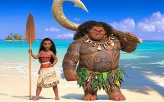 Disney's Newest Princess Moana Has Found Her Voice