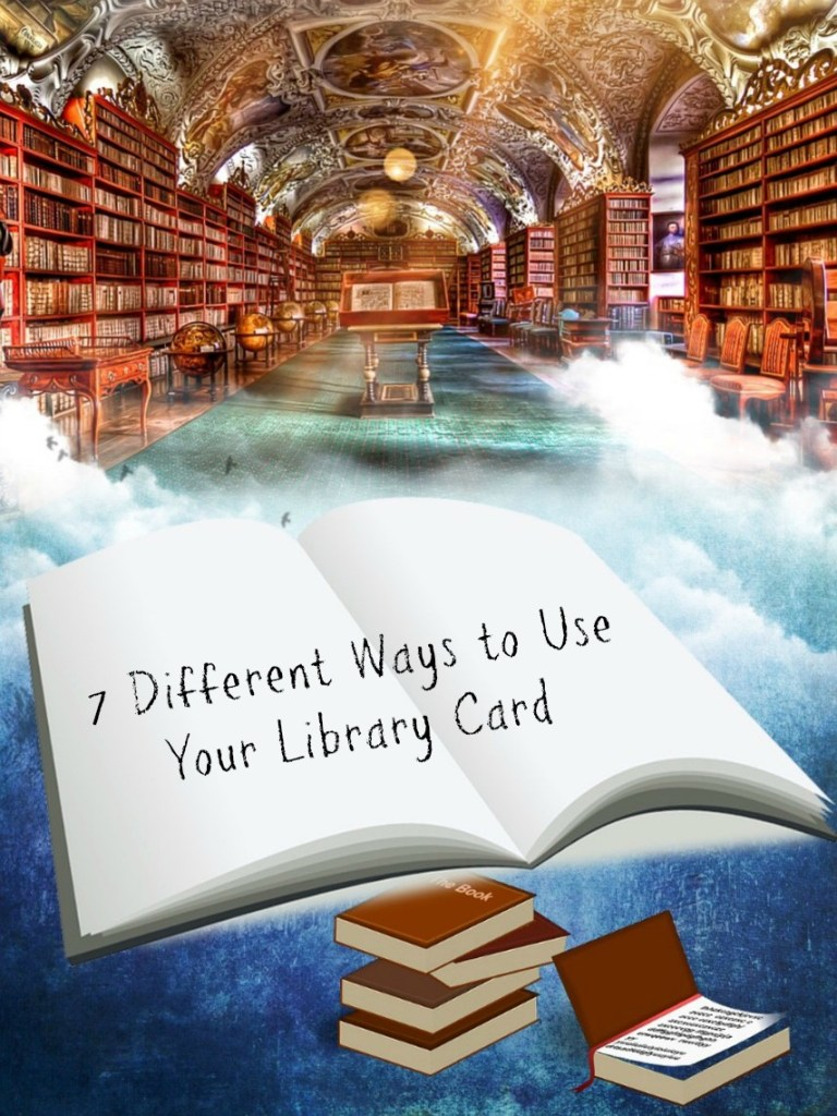 Different Ways to Use Your Library Card