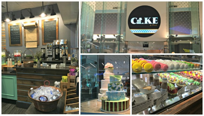Inside Tour of CAKE by Franck Pastry Shop at Foxwoods