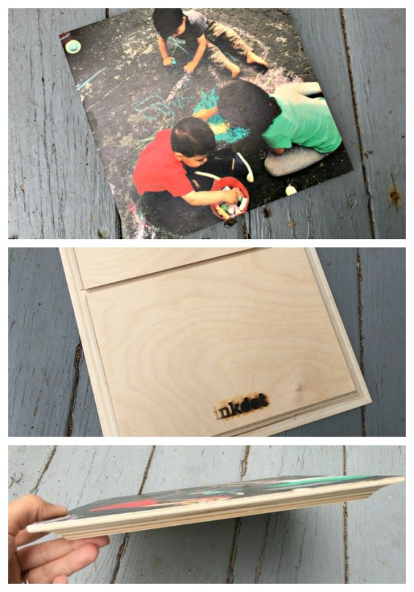 Turn Your Instagram Photos into Wood with Inkdot