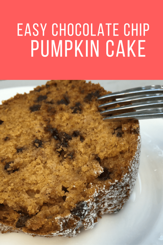 This recipe is super easy and is a crowd pleaser. Just pick up a can of pumpkin puree and you're ready to go. The rest of the ingredients are probably sitting in your pantry! #pumpkin #recipe #fall