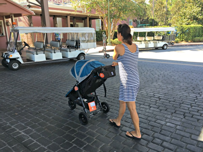 Renting a Stroller During Your Disney Trip