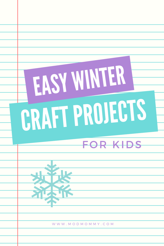 Two super easy winter craft projects: A sock snowman and no-cook playdough. You probably have everything you need in your house. No need to make a trip to the craft store!