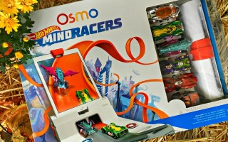 Hot Wheels Comes Alive with Osmo MindRacers