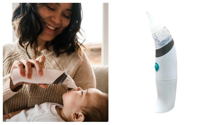 No More Runny Noses Thanks to bbluv Rinö