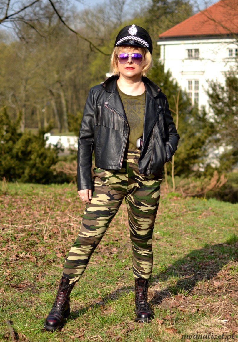 Militarny styl