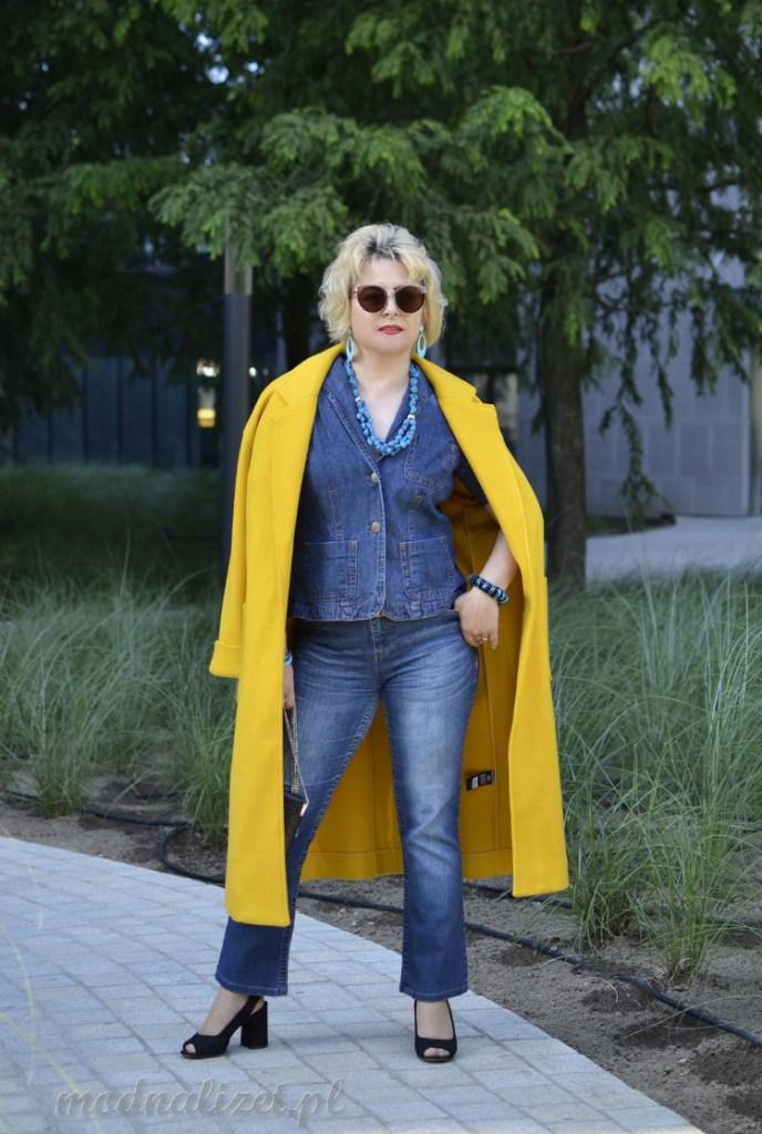Ponadczasowy jeans modna lizet