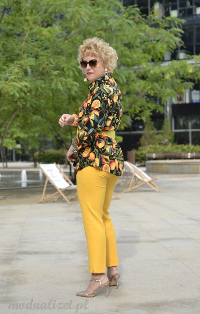 Moda jak świeża pomarańcza