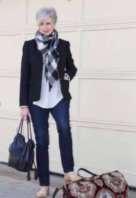 Как одеваться в 60 лет - советы стилистов бабушкам