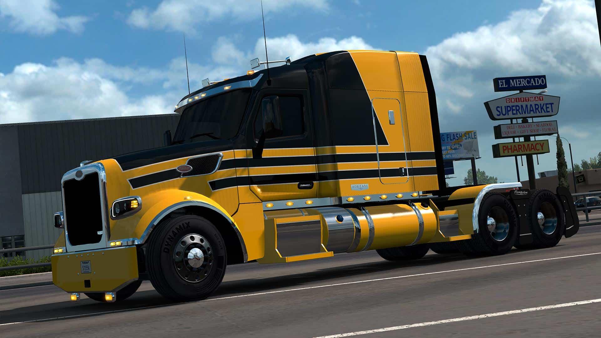 Gtm Peterbilt 567 V27 11 18 1 33 X Mod American Truck