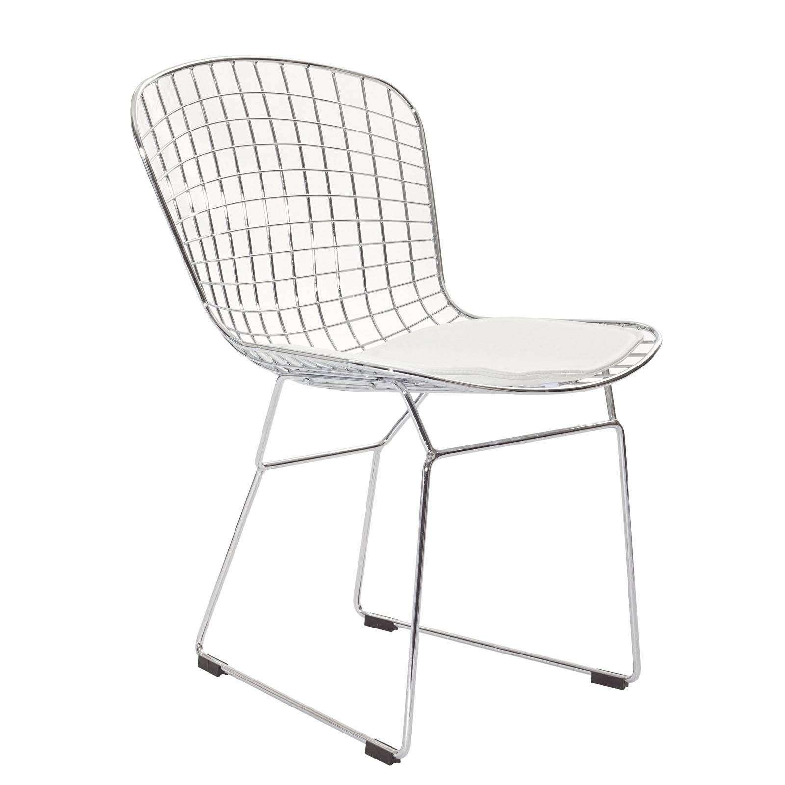 Harry Bertoia Style Side Chair