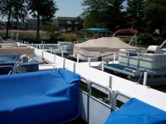 Shorehaven Marina Boat Dock