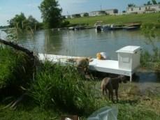 Wells Dock Install
