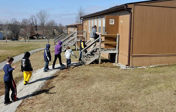 Portable Trailer Classrooms : Sprout spaces vs cheap classroom trailers