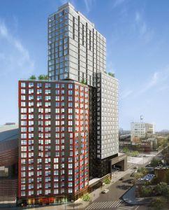Ratner modular building