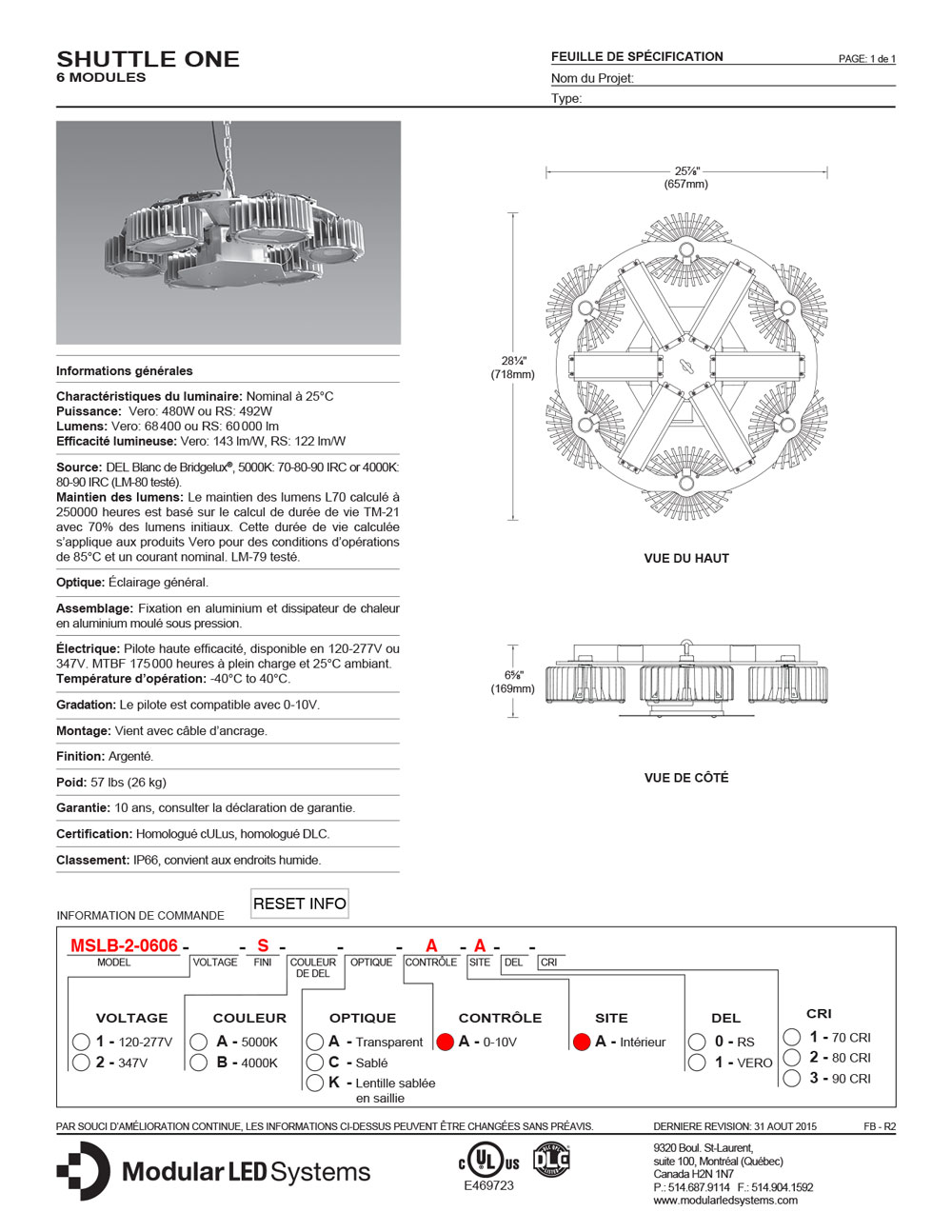 shuttle-one-6-modules_specifications