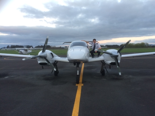 Interview with Yago Aguilar, CTC Aviation integrated pilot