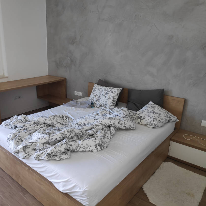 Krevet po mjeri u spavaćoj sobi