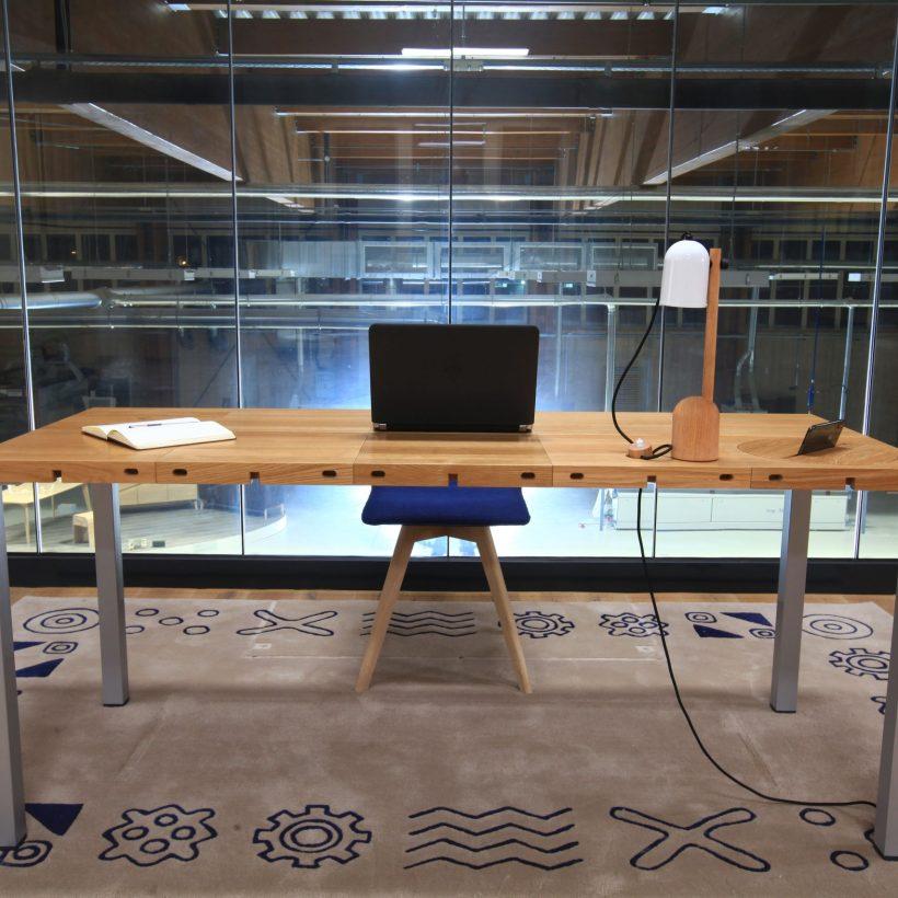 Modular modularni radni stol svojim konceptom idealan je za uredske prostore