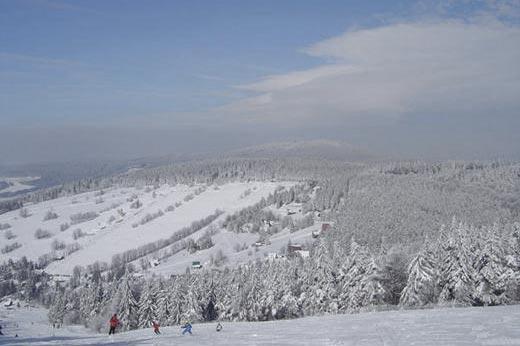 Čenkovice - Buková hora