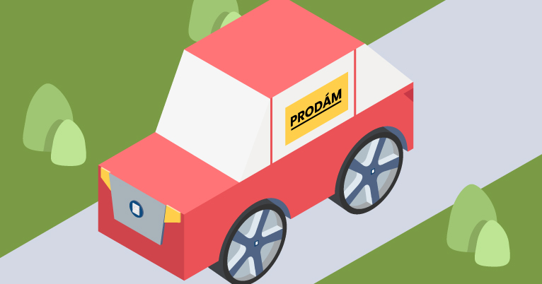 jak přepsat auto na nového majitele - auto na prodej