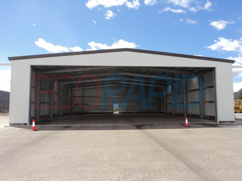 hangars gamme ecorapid