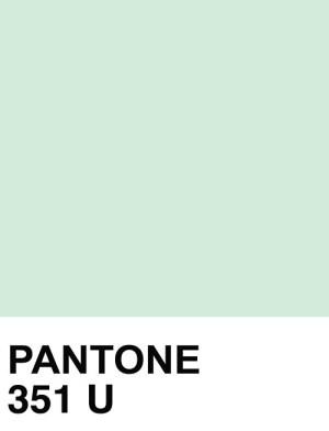 PANTONE MINT